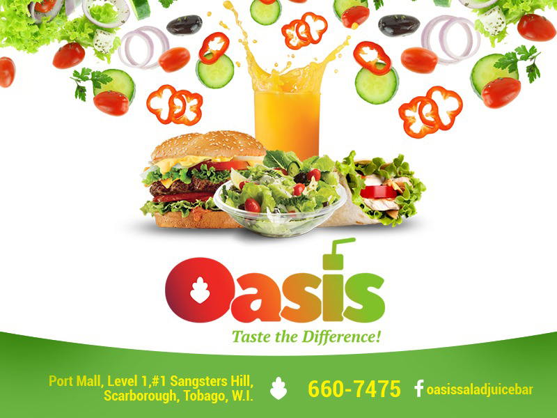 Oasis Salad and Juice Bar